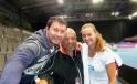 Miro, David und Petra Kvitova