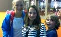 Vero, Moritz und Caroline Woznacki